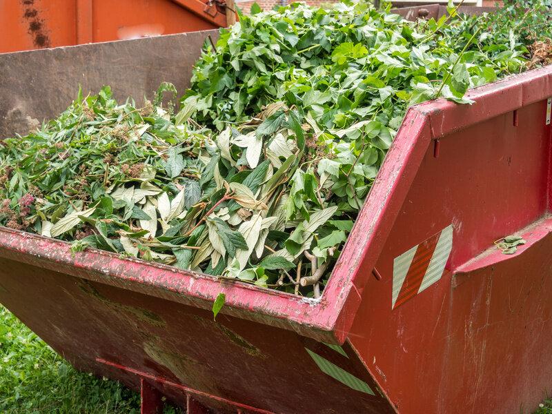 Gestion, recyclage et valorisation des déchets verts
